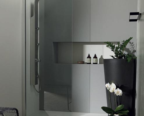 Piatti doccia in marmoresina